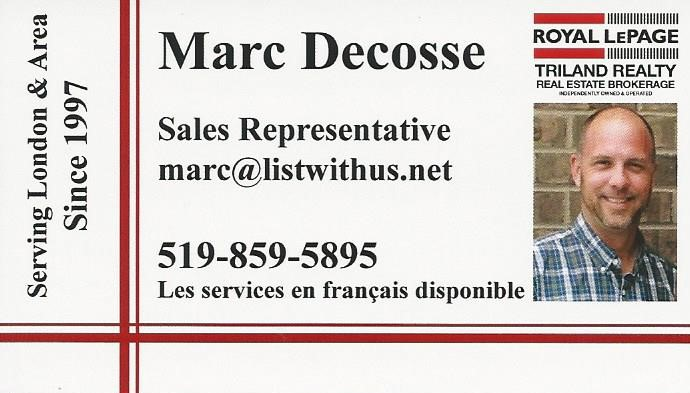 MARC DECOSSE-ROYAL LEPAGE